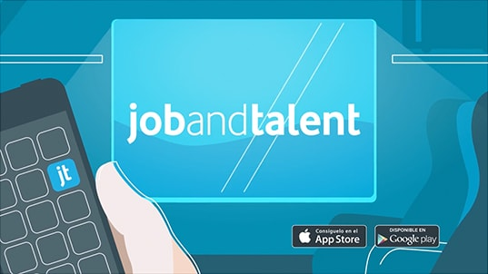 Video frame Jobandtalent
